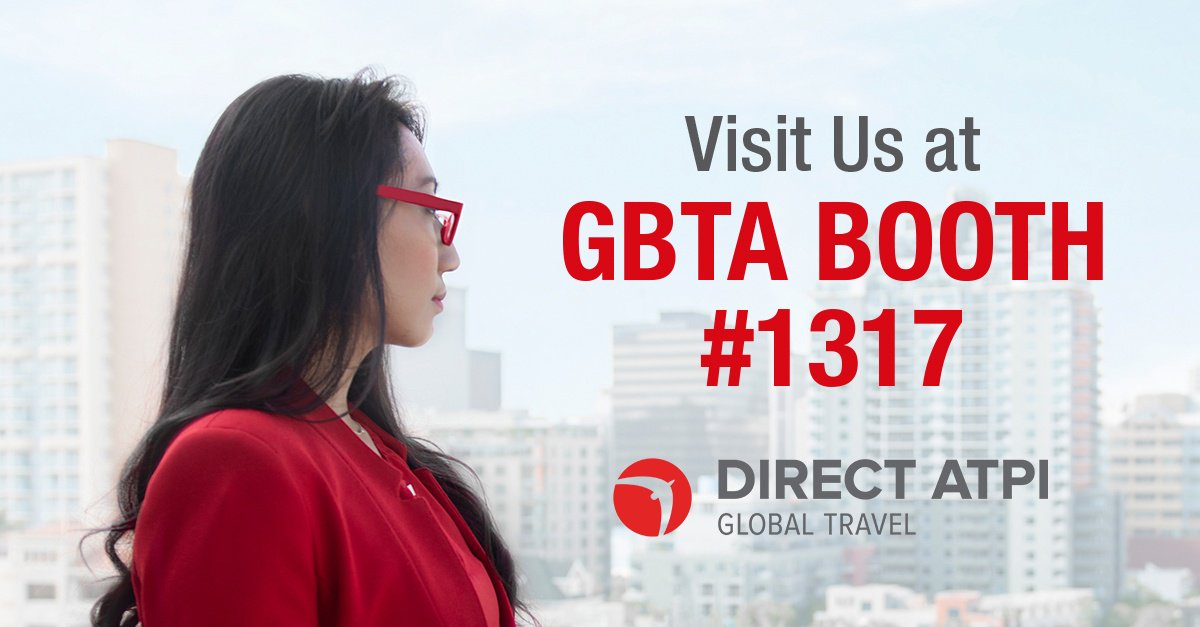Here we go… #GBTA2018 is finally here! Visit booth #1317 for a coffee and catch up with Direct ATPI Global Travel #biztravel  http:// bit.ly/2M21v0U  &nbsp;  <br>http://pic.twitter.com/KbvfGEIAoU