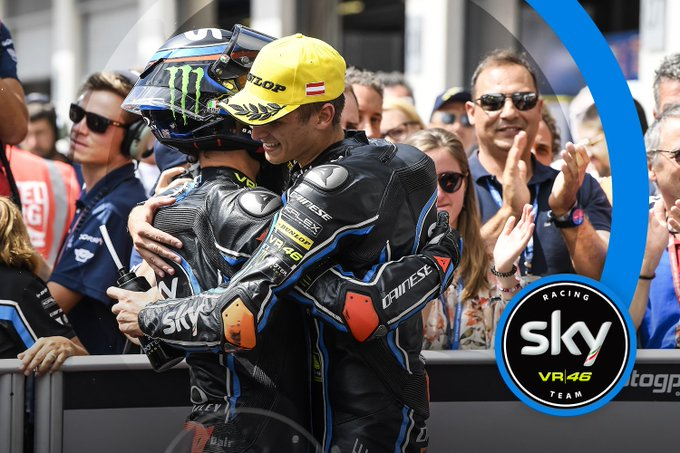 📸 Some photos from yesterday's #SkyVR46Aut 🔙 🇦🇹 #AustrianGP The photogallery 👉🏻 Photo