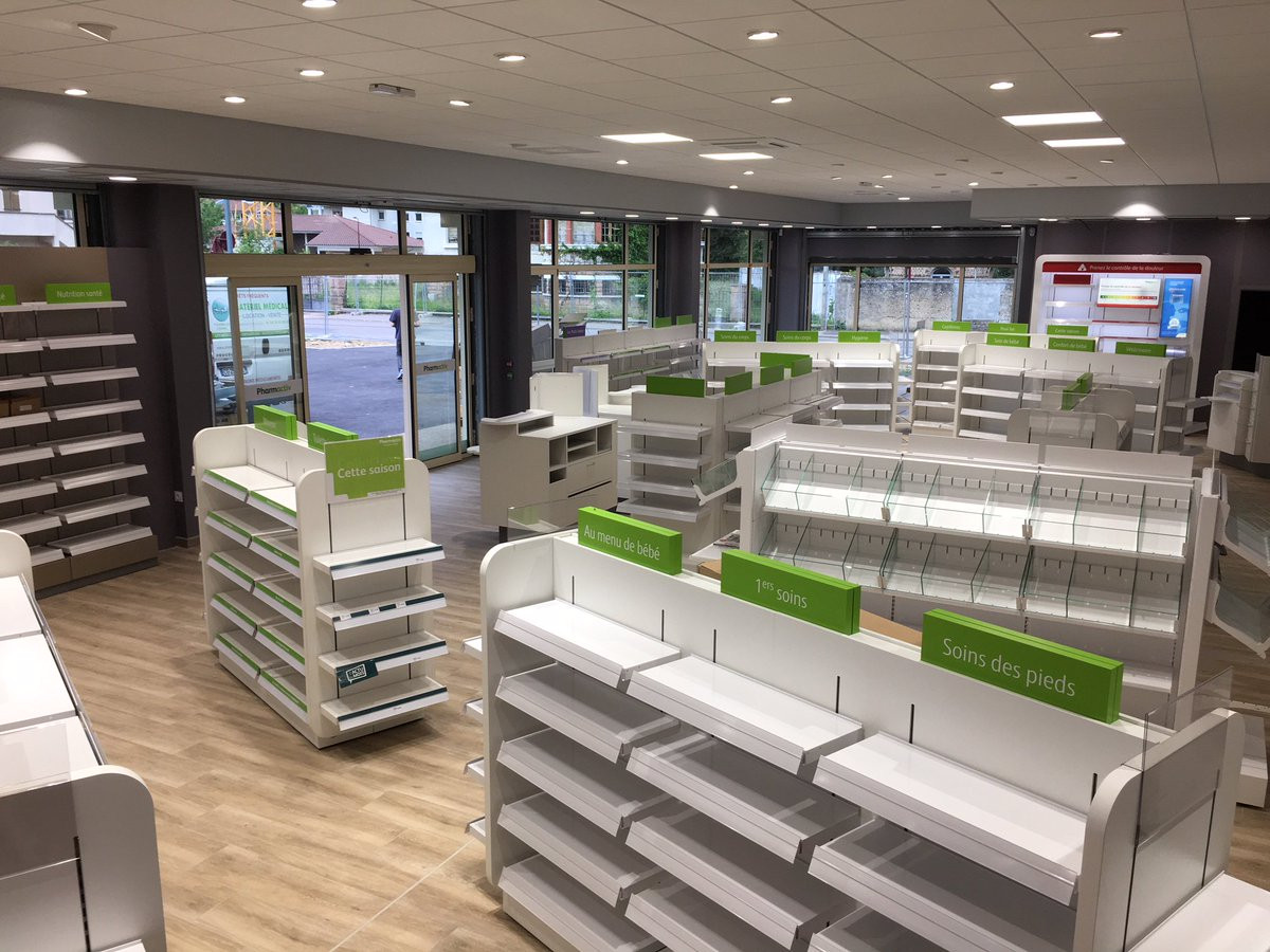 test Twitter Media - It was great working with @Pharmactiv on renovations at Pharmacie Chanel in #France recently! Wishing Philippe and Francois the best of luck in the newly renovated #pharmacy https://t.co/7tzshTS2Yz
