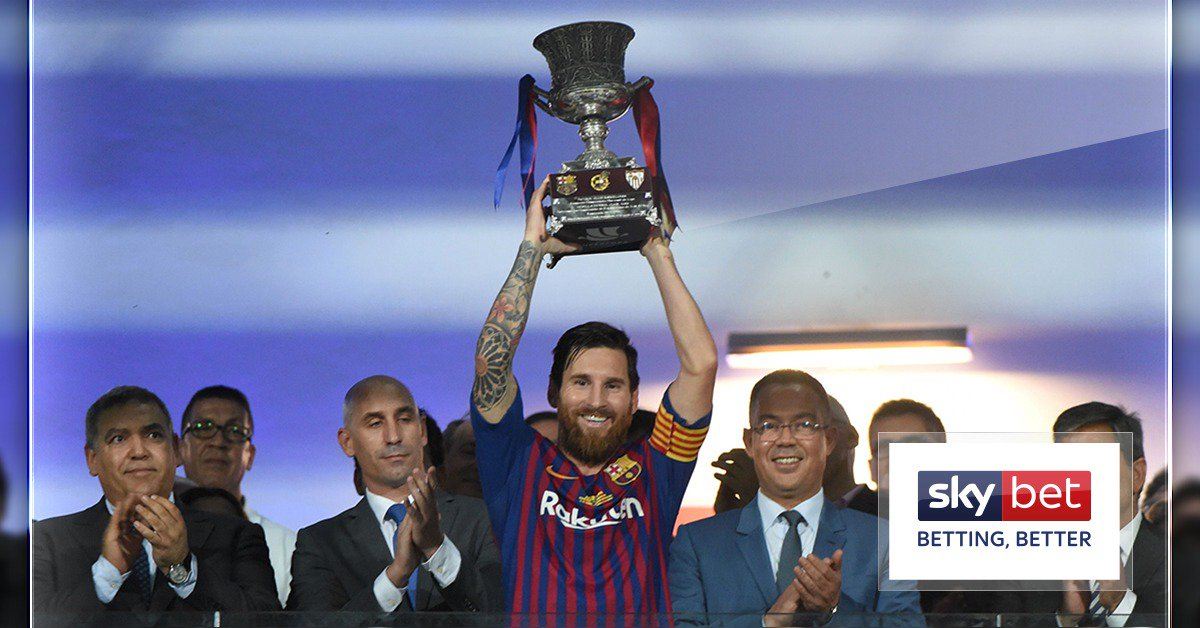 Sky Bet's photo on Lionel Messi