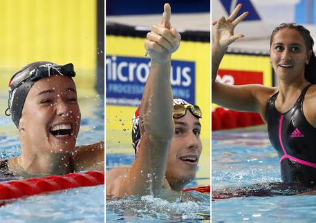 #Sport. Finale degli #Europei nelle vari discipline ancora con una pioggia di medaglie per i colori azzurri. Italia piuttosto deludente solo nell\