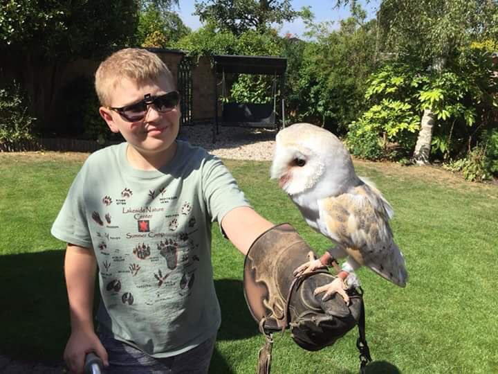 Check out Constable Alex's 👮🏻♂️@alexs_journey new website http://alexanders-journey.com Please retweet and thank you for your continued support. 👊🏻👍CM #DumSpiroSpero