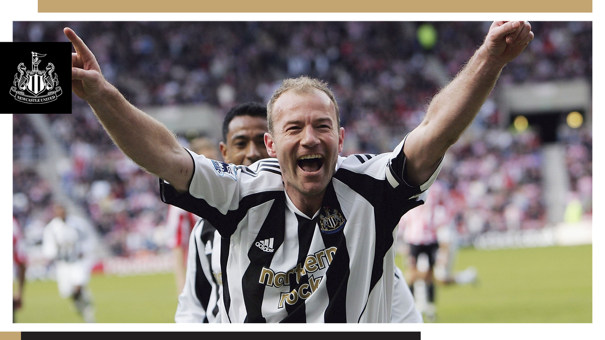 A very Happy birthday to Alan Shearer