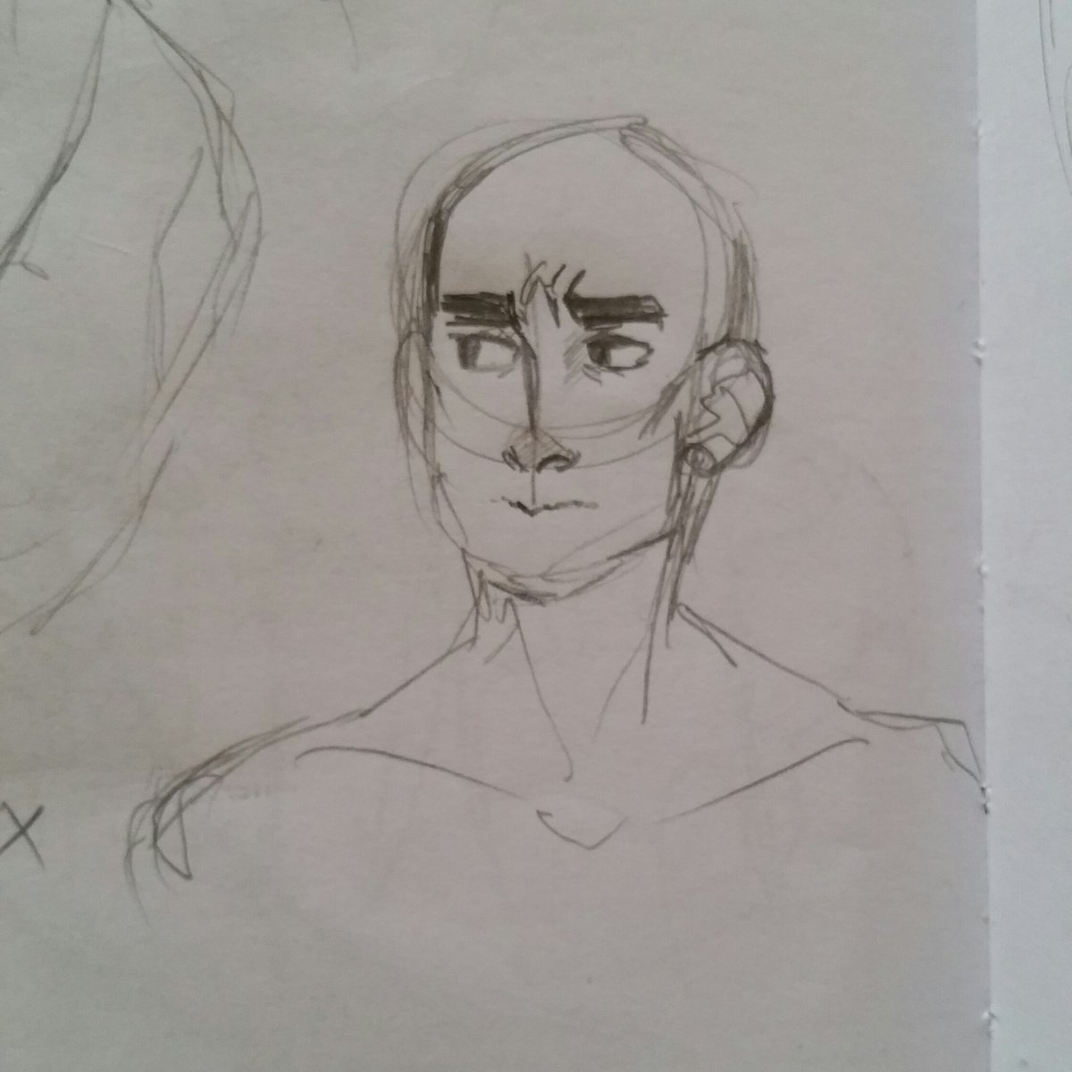 Sketches of people easy
