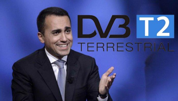 https://is.gd/1DtbD8 - #Dvbt2 #H265HEVC #LuigiDiMaio #MinisteroDelloSviluppoEconomico #MPEG4 DVB-T2: il Governo boccia il nuovo sistema TV, Rai e Mediaset Premium preoccupate  - Ukustom