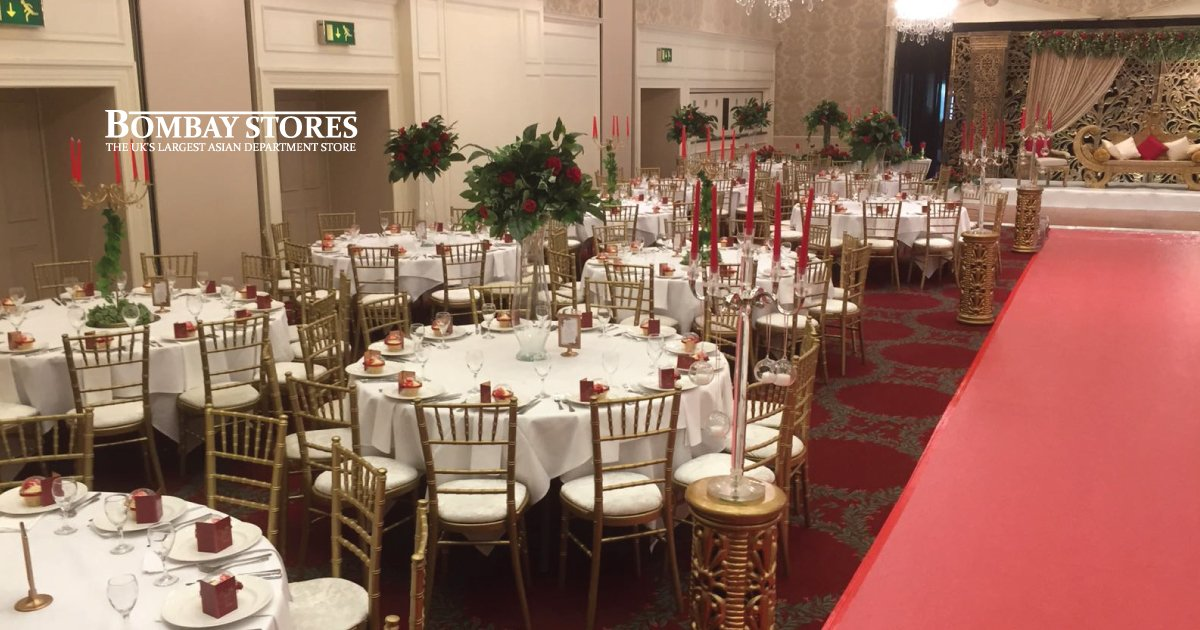 Bombay Stores On Twitter Wedding Dcor Speak To Our Bombaystores