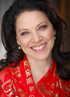 Happy Birthday to Kathleen Gati -