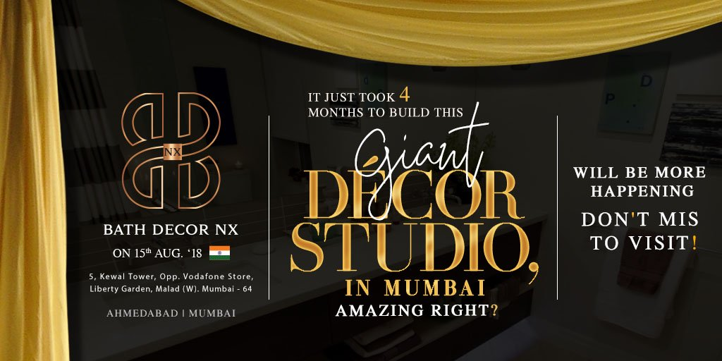 Bath Decor Nx On Twitter The Biggest Decor Studio Opening