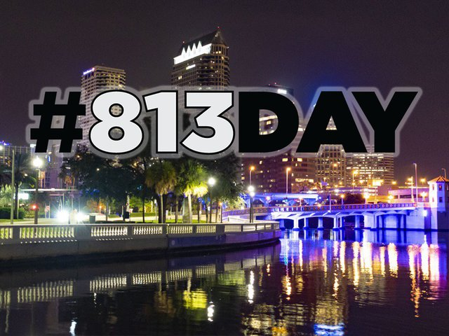 Celebrate Hillsborough County on #813Day! You know you&#39;re from the &quot;813&quot; when... &gt;&gt;  https:// wfts.tv/2KNAaLa  &nbsp;  <br>http://pic.twitter.com/WaLHrVDan3