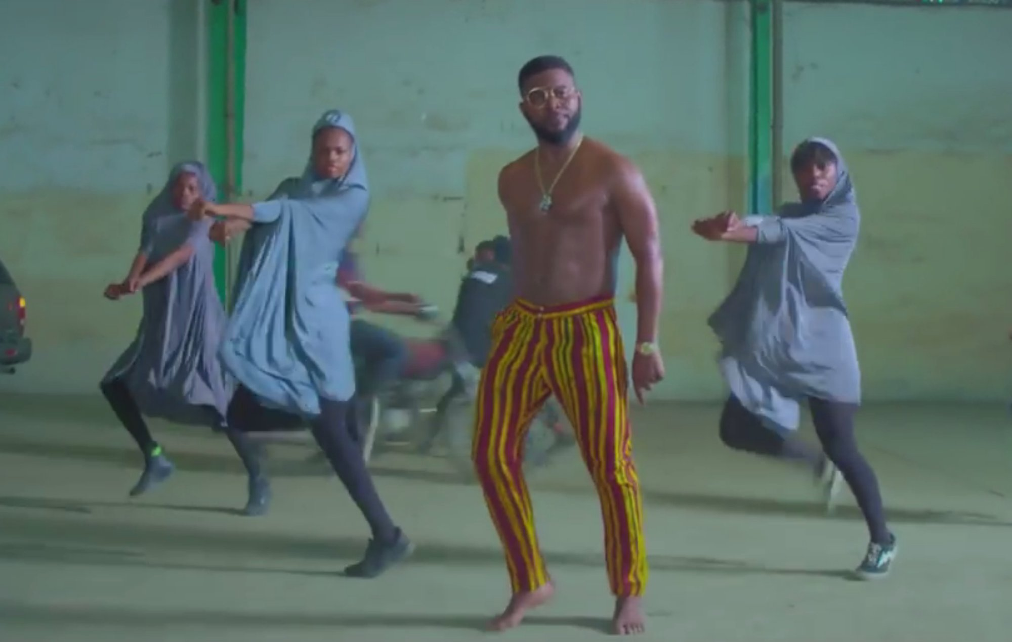This Is Nigeria: Childish Gambino tribute from African rapper banned by Nigerian government https://t.co/QYbHm0EDoC https://t.co/5eWnqDRUGZ