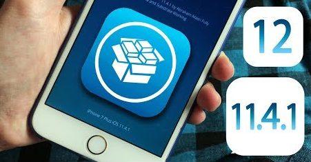 iOS 11.4.1 Jailbreak Possibilities – Update  http://www. pangu8.us/ios-11-4-1-jai lbreak-possibilities-update/ &nbsp; … <br>http://pic.twitter.com/OHkolmdFWD