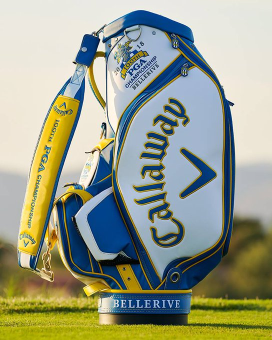 🚨COMPETITION ALERT🚨 Get rid of those post-Major blues by winning a Limited Edition August Major Tour Bag as used by #TeamCallaway for the 100th #PGAChamp at Bellerive, or 1 of 20 commemorative coins. Simply RETWEET & FOLLOW this tweet for your chance to win. Good luck! Photo
