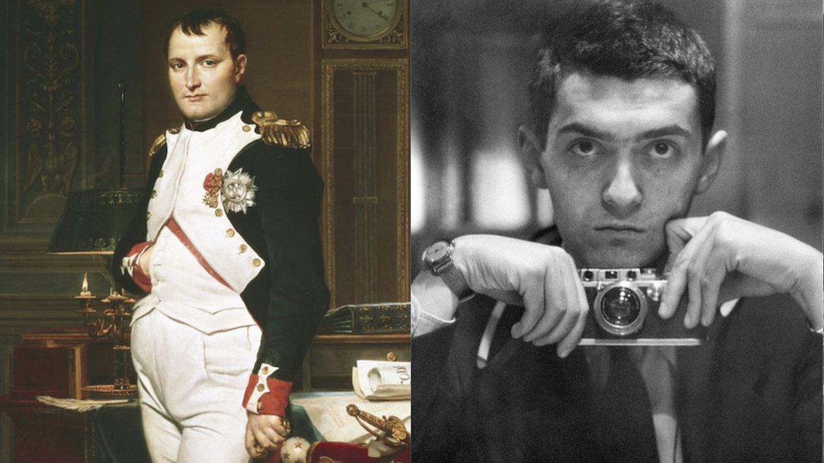 Le Napoléon de Stanley Kubrick arrive enfin … au théâtre -  https://t.co/xc9JW55yTn