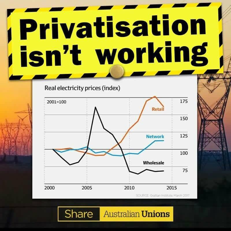 Check this out . Privatisation of our electricity resulted in our power bills skyrocketing. #qanda <br>http://pic.twitter.com/zmUbdcxSNd