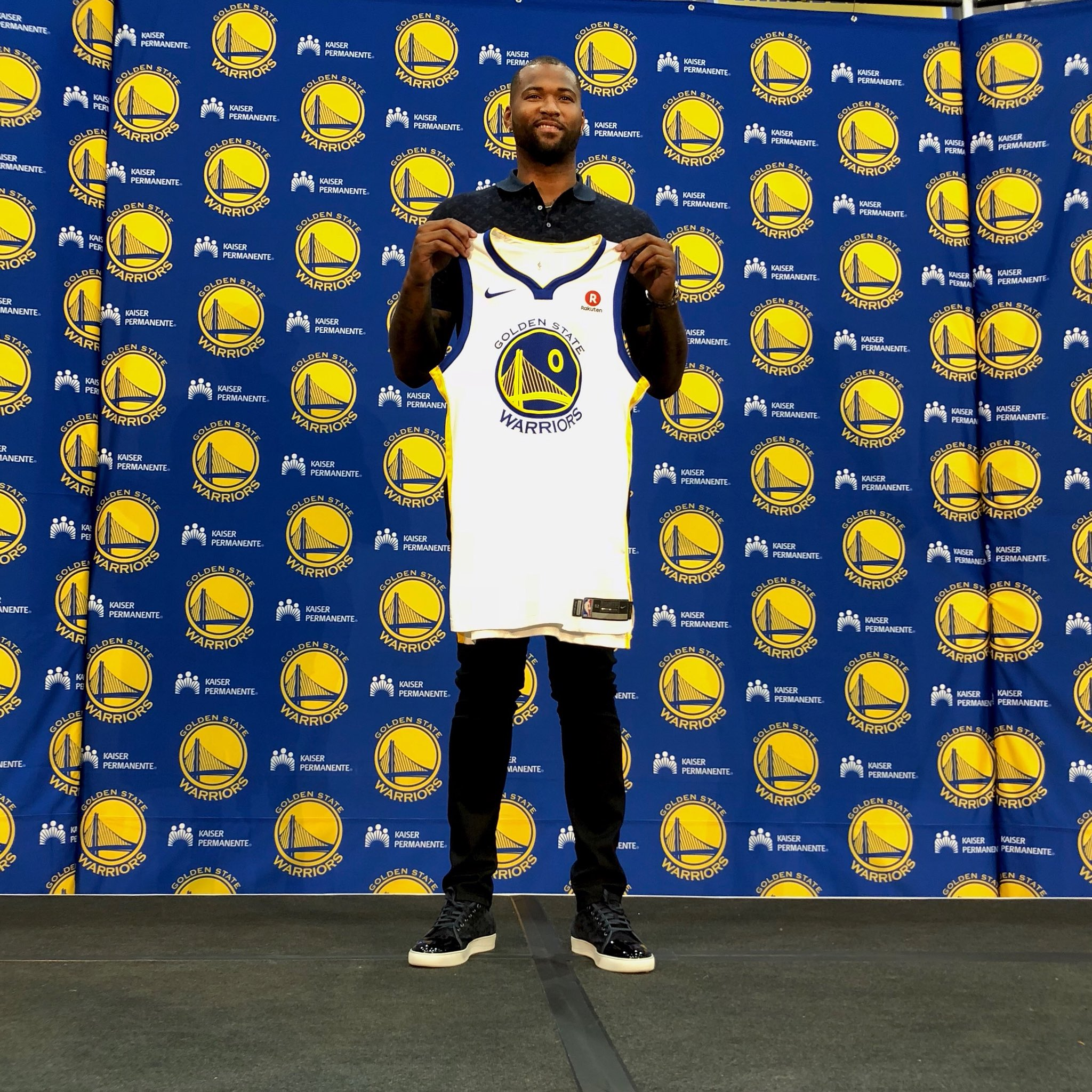 Join us in wishing @boogiecousins of the @warriors a HAPPY 28th BIRTHDAY! #NBABDAY https://t.co/z0Cp7GQMvh