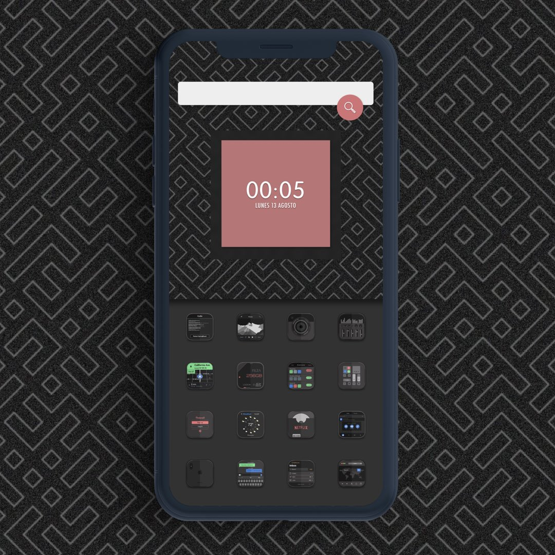 Icons and AE are from prosperity by @prosper406  Widget is an oldie from syndrome  Thanks to @kleinmone for the wall<br>http://pic.twitter.com/rlasa5jKdB