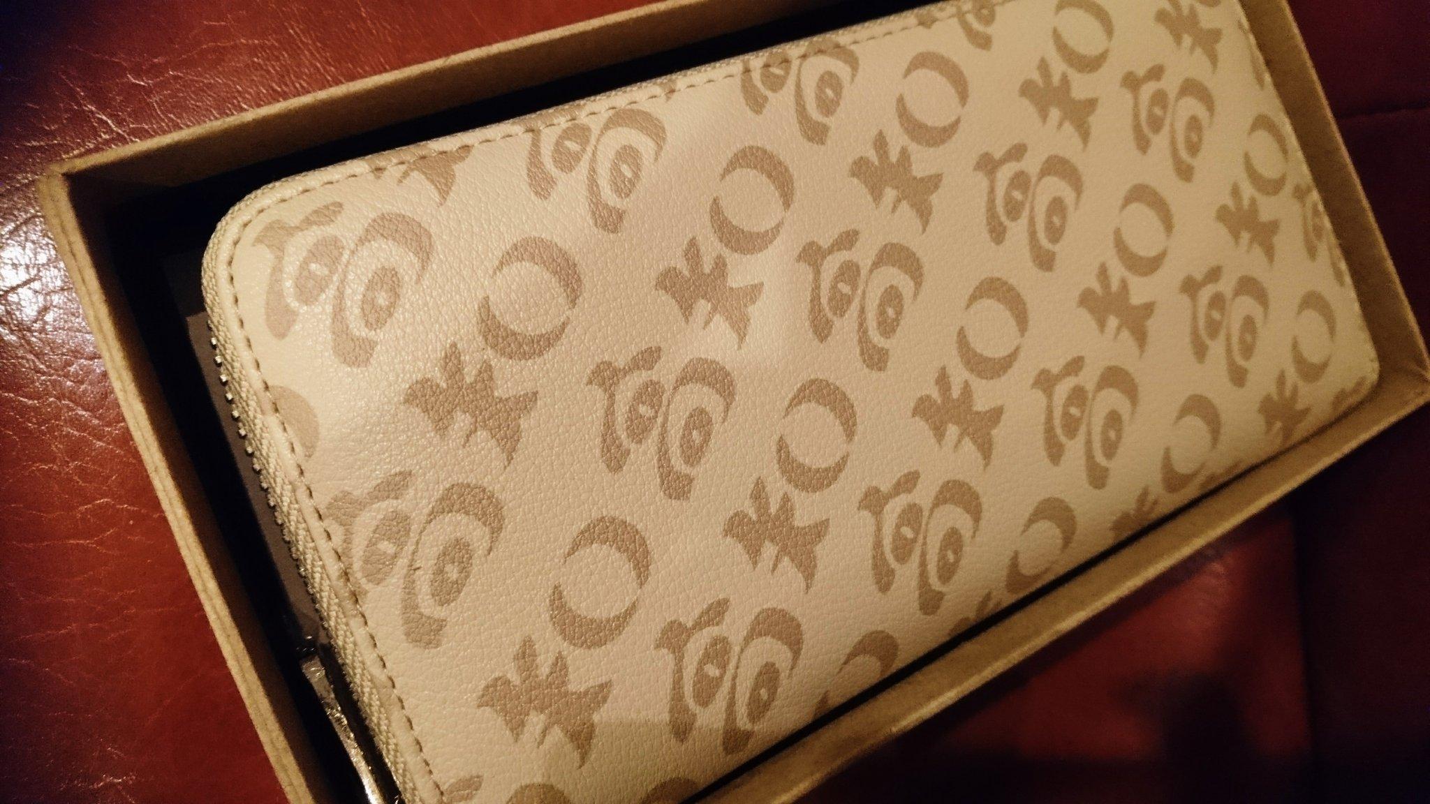 コーチの財布。SNSで見て思わず購入してしまいました 高知。最高です。みなさんどうですか? #高知の財布