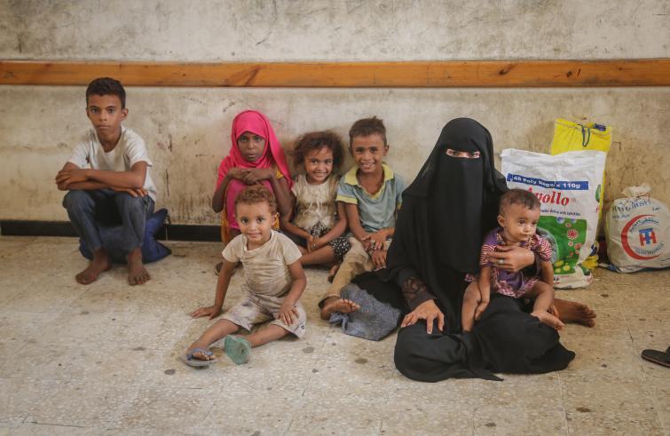 #Yemen, la funzionaria Unicef da San\