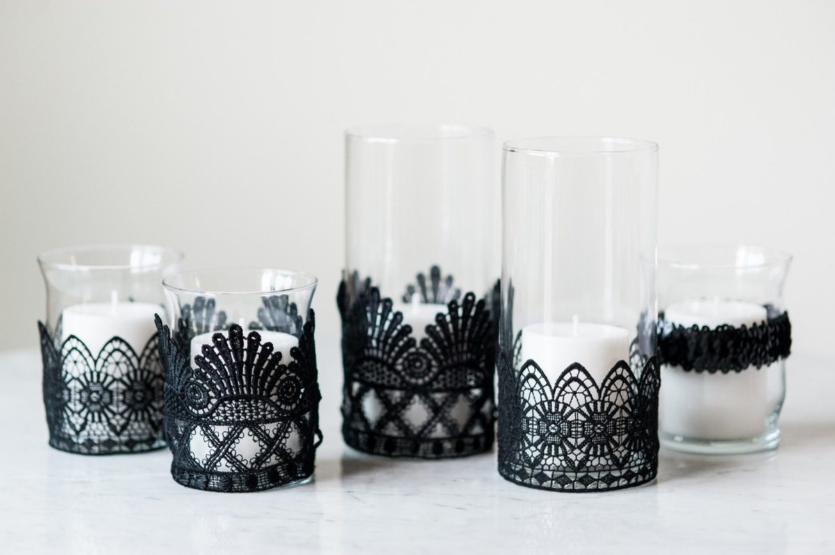 Go For The Diy Candle Holders