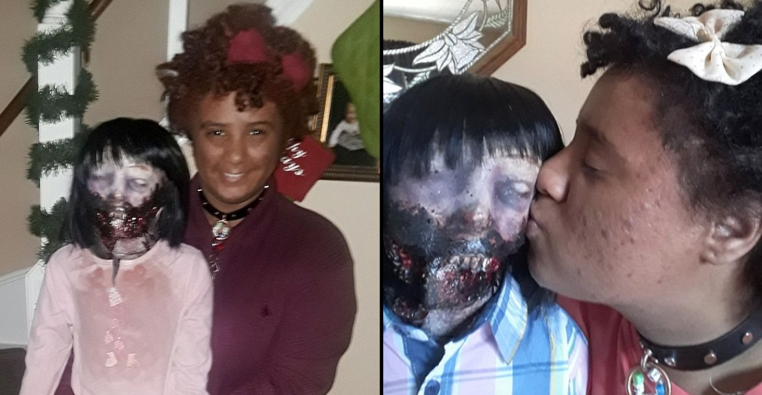 Teenager 'set to marry zombie doll' she has intimate relationship with. ladbible.com/community/weir…
