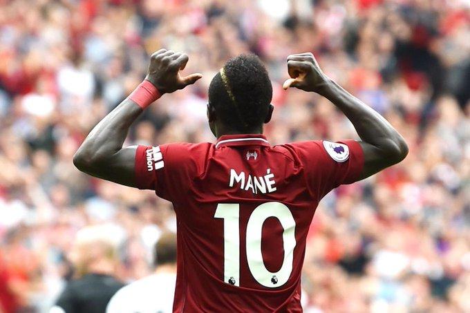 Premier League Matchday 1: Liverpool 4-0 West Ham Salah ⚽️ Mane ⚽️⚽️ Sturridge ⚽️ Photo
