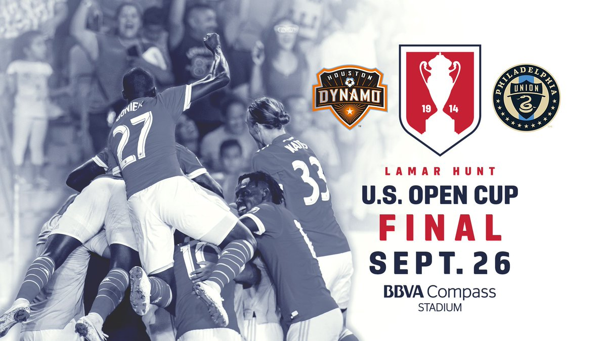 Get ready, @opencup Final tickets go on sale this Thursday, 10 a.m. CT.  Dynamo Members currently have access to an exclusive presale – contact your account manager for more. #USOC2018<br>http://pic.twitter.com/9bRL4y018G