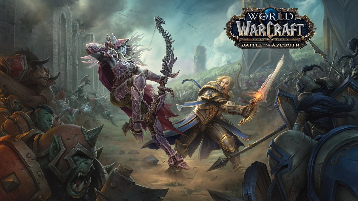 This week... all streams will be focused on World Of Warcraft! @Atomic_Faction @SSUCommunity @TheRadComrades @TheRealTityBoy @SentientGaming_ @ItsSkyYT @RSG_Retweet #twitch #twitchstreamer #TwitchAffilate #smallstreamer #gamerguy #SupportSmallStreamer #wow #WorldofWarcraft  <br>http://pic.twitter.com/jbUVgSPzvf