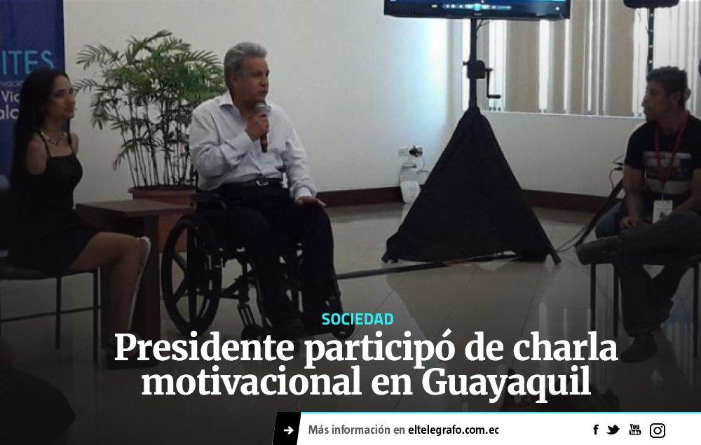 El Telégrafo Ecuador On Twitter El Mandatario Participó De