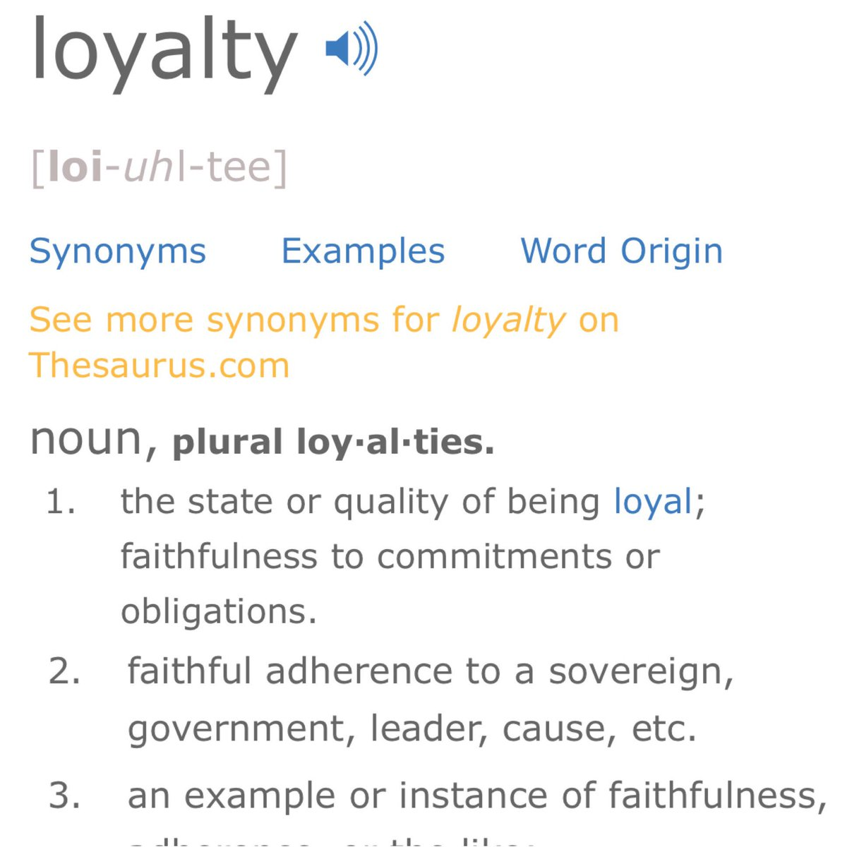 The antonym to the word faithful: examples