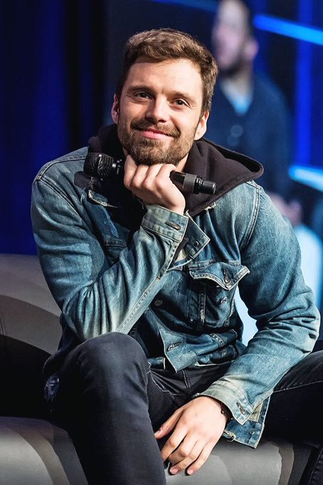 Happy birthday to my favorite human being aka the light of my life aka sebastian stan