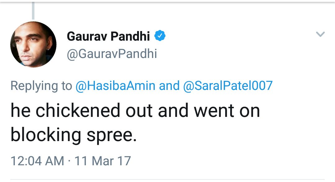 Suresh N On Twitter This Is What Even A Lowly Congi Gauravpandhi No No I Am Not Meaning Telugu Pandhi And His Gang Thinks About Shivam Vij Dillidurast Https T Co Fjldimbuef