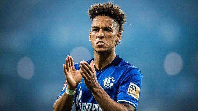 🚨 Thilo Kehrer est arrivé à Paris ! Le jeune défenseur de Schalke 04 passera sa visite médicale ce mardi matin (RMC) #PSG Photo
