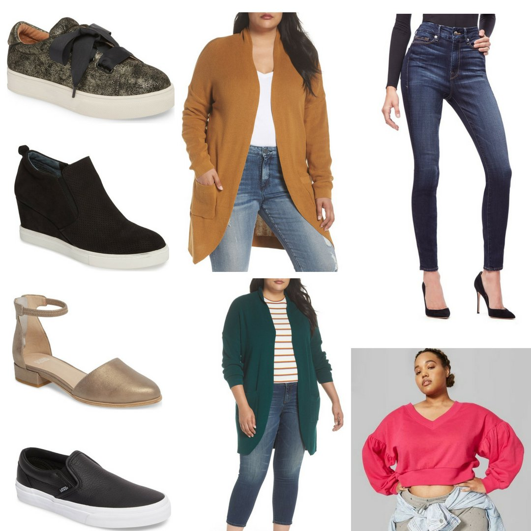 The @Nordstrom Anniversary Sale got me good this year, but I regret nothing! What did y&#39;all get from the sale? And will you join me in wearing all fall clothes with the AC blasting to entice fall to get her faster?  http:// bit.ly/2MsBg3A  &nbsp;   #nsale <br>http://pic.twitter.com/Y9io08qhdp