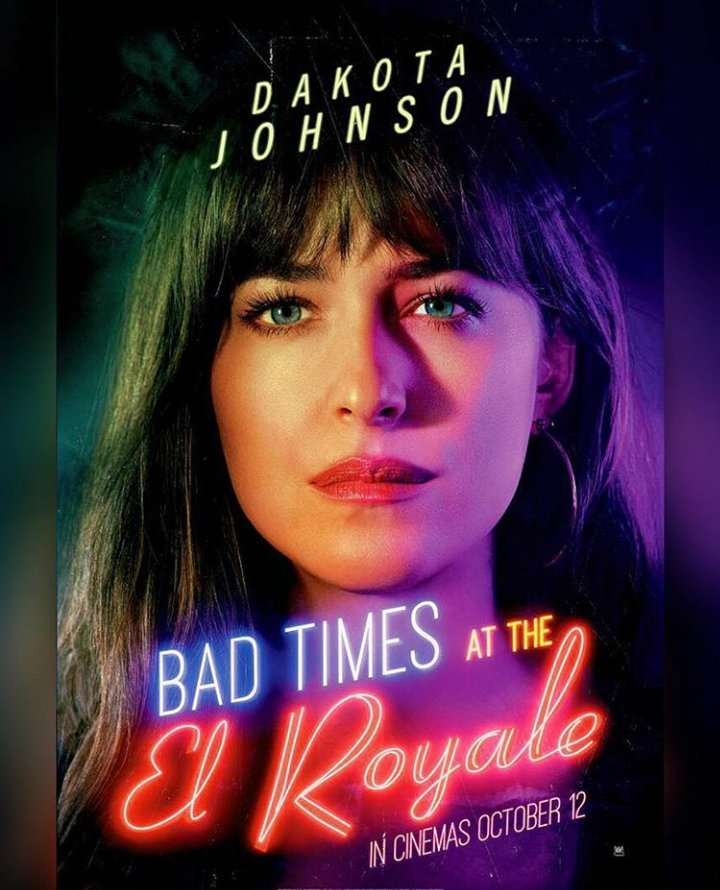 Amazing new pictures of Dakota for Bad Times At The El Royale (Credit lightlydakota via IG) #DakotaJohnson  #EmilySummerspring  #BadTimesAtTheElRoyale<br>http://pic.twitter.com/zHwuECA888