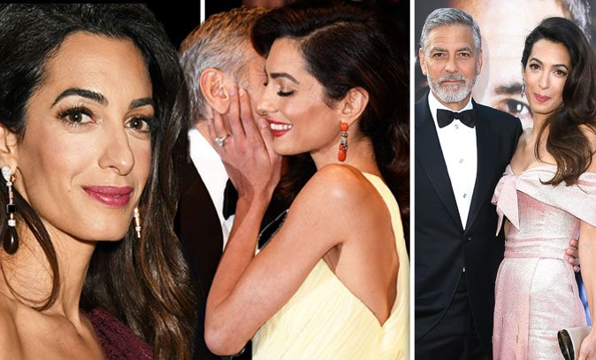 George Clooney's wife Amal opens up on moment she fell in love with him  https://t.co/4ir21NlG5Q