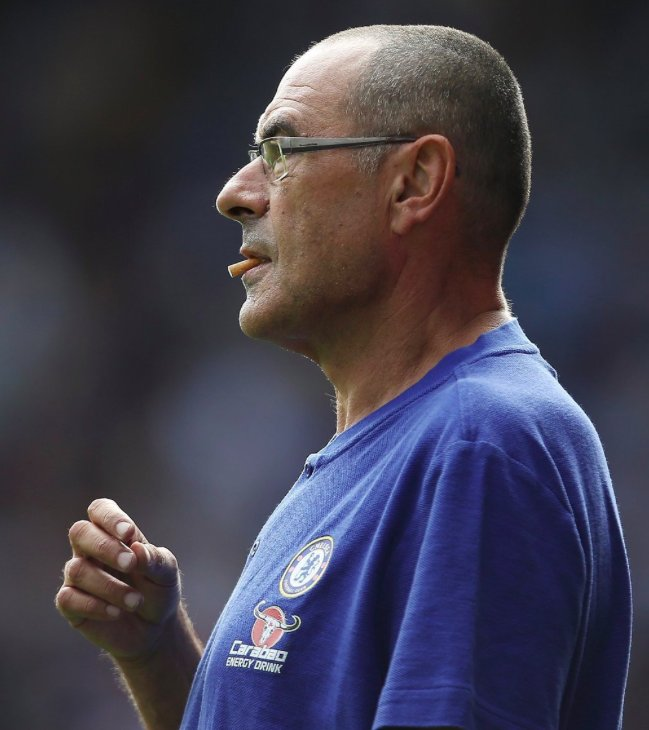 Sarri bans two Conte rules at Chelsea