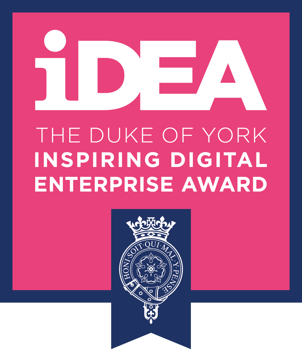 Small Business Saturday are partnering with @idea_award to bring you free online training and community support for entrepreneurs - get involved #smallidea @smallbizsatuk @TheDukeOfYork smallbusinesssaturdayuk.com/iDEA