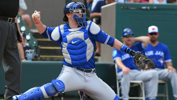 Now on : @SouthOfThe6ix - Danny Jansen Joins the Jays #baseball || Photo