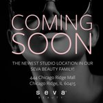 #SevaBeauty is coming soon to Chicago Ridge, IL! Stay tuned for details on our new location at 444 Chicago Ridge Mall, Chicago Ridge, IL 60415.