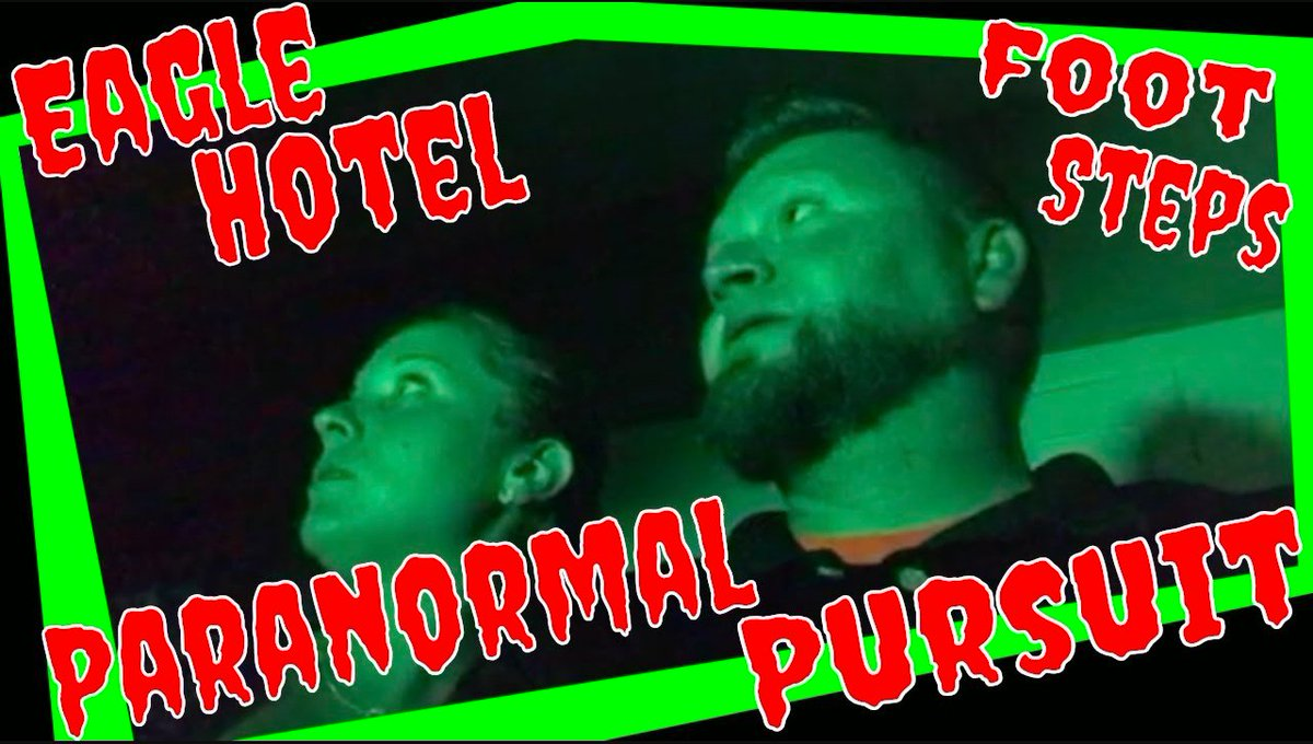 Crazy experiences during this investigation! Let&#39;s us know what you think of our reactions to the sounds we hear! Like, Comment, and Share! #paranormal #ghosts  https:// youtu.be/SvECaQYW8eg  &nbsp;  <br>http://pic.twitter.com/KpPbpGAtqB