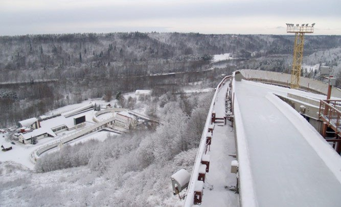 test Twitter Media - Latvia Continues Plans To Prepare Sliding Venue For #Stockholm2026 Olympic Bid #Calgary2026 #Erzurum2026 #Sapporo2026 #Italy2026 https://t.co/DpqJ849cyf https://t.co/a1fOA8yUI7