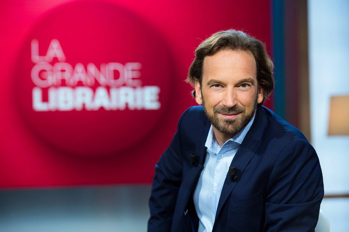 A partir du 5 septembre, on n'accepte plus de sortie le mercredi : c'est le jour de @grandelibrairie à 20.50 avec François Busnel ! @france5tv #lglF5 #france5  - FestivalFocus