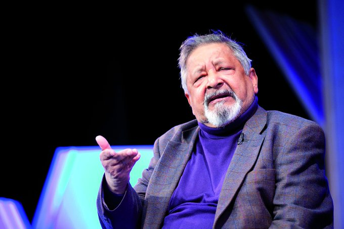 His unique voice and qualities will be sorely missed - publishers and authors pay tribute to V S Naipaul, who died aged 85 on Saturday: Photo
