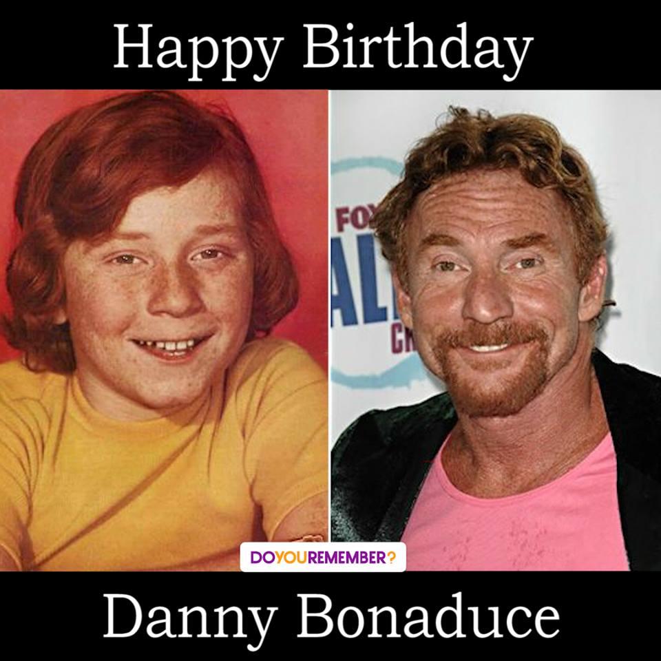 Happy Birthday, Danny Bonaduce!