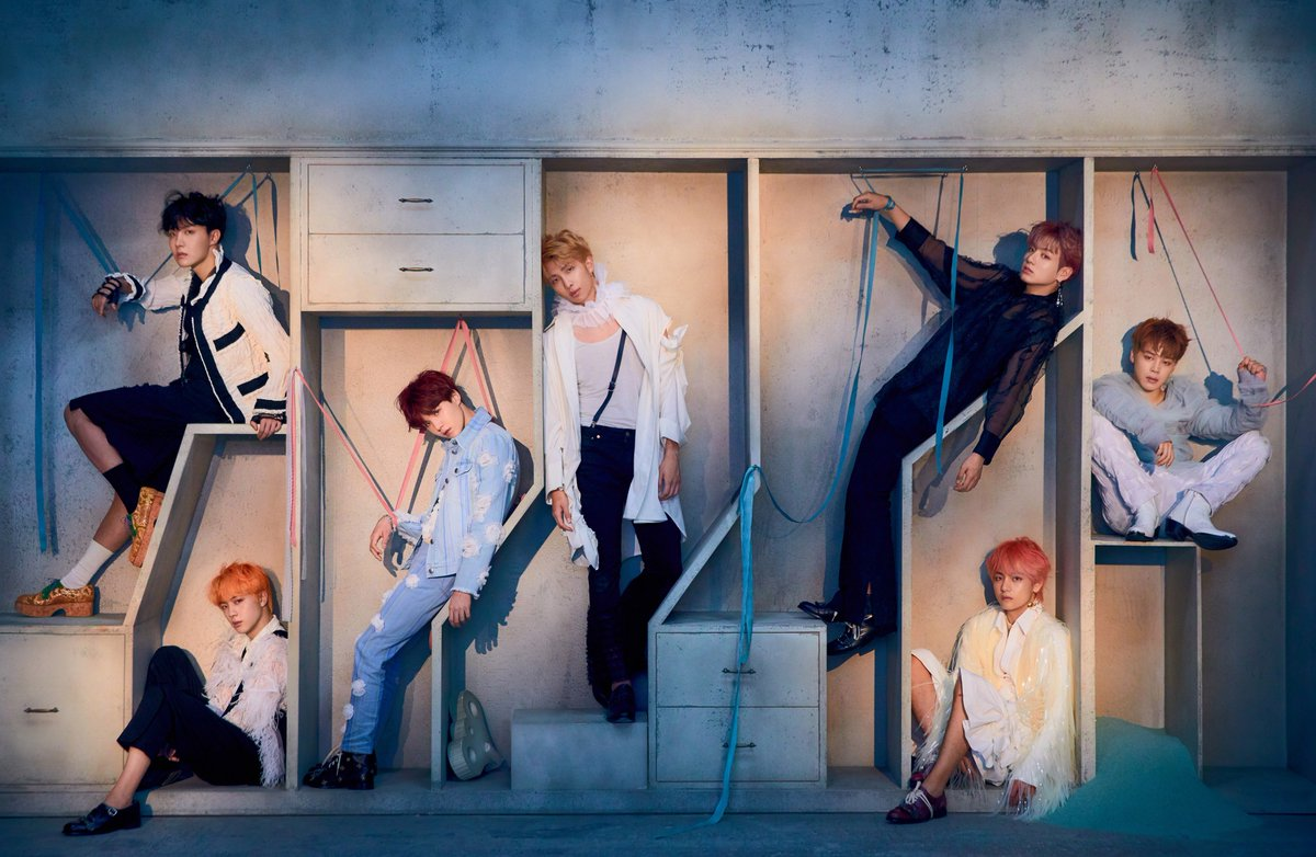 #BTS #방탄소년단 #LOVE_YOURSELF 結 Answer Concept Photo E version