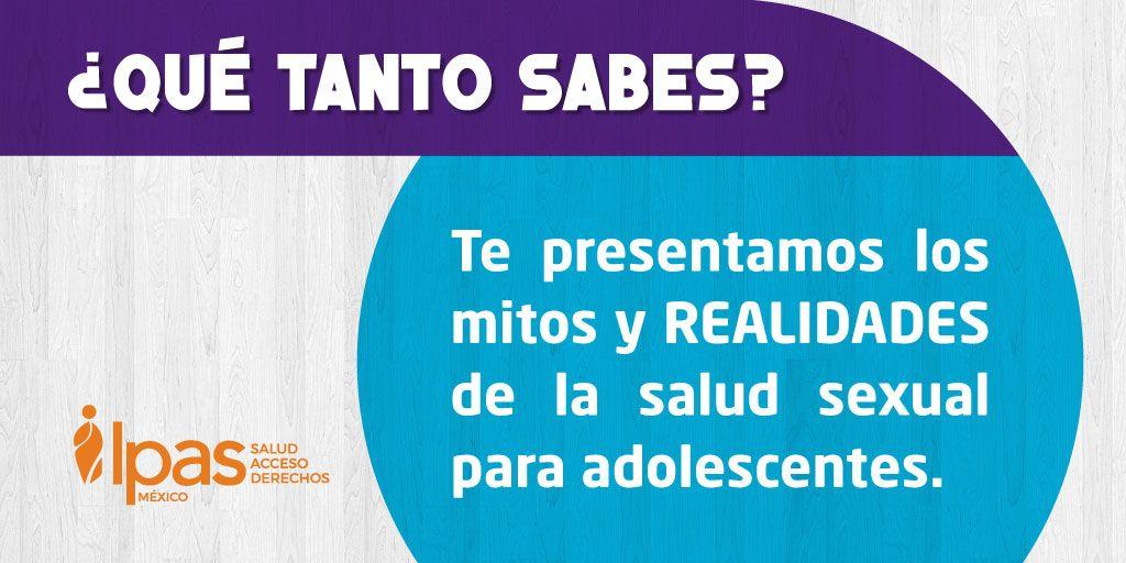 Ipas México Twitter પર Cuando Hablamos De Salud Sexual