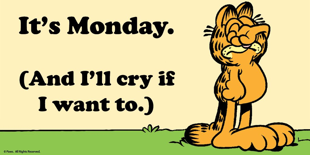 Im crying. #IHateMondays #MondayMotivation #MondayMorning