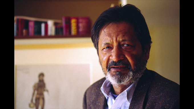 #DailyNews: V. S. Naipaul died on Saturday at the age of eighty-five. Naipaul wrote more than a dozen novels and won the Nobel Prize in Literature in 2001 Photo