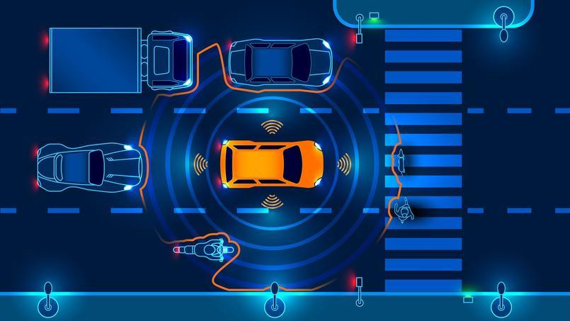 Véhicule autonome : la 5G prend le volant http://dlvr.it/QflSM3  - FestivalFocus