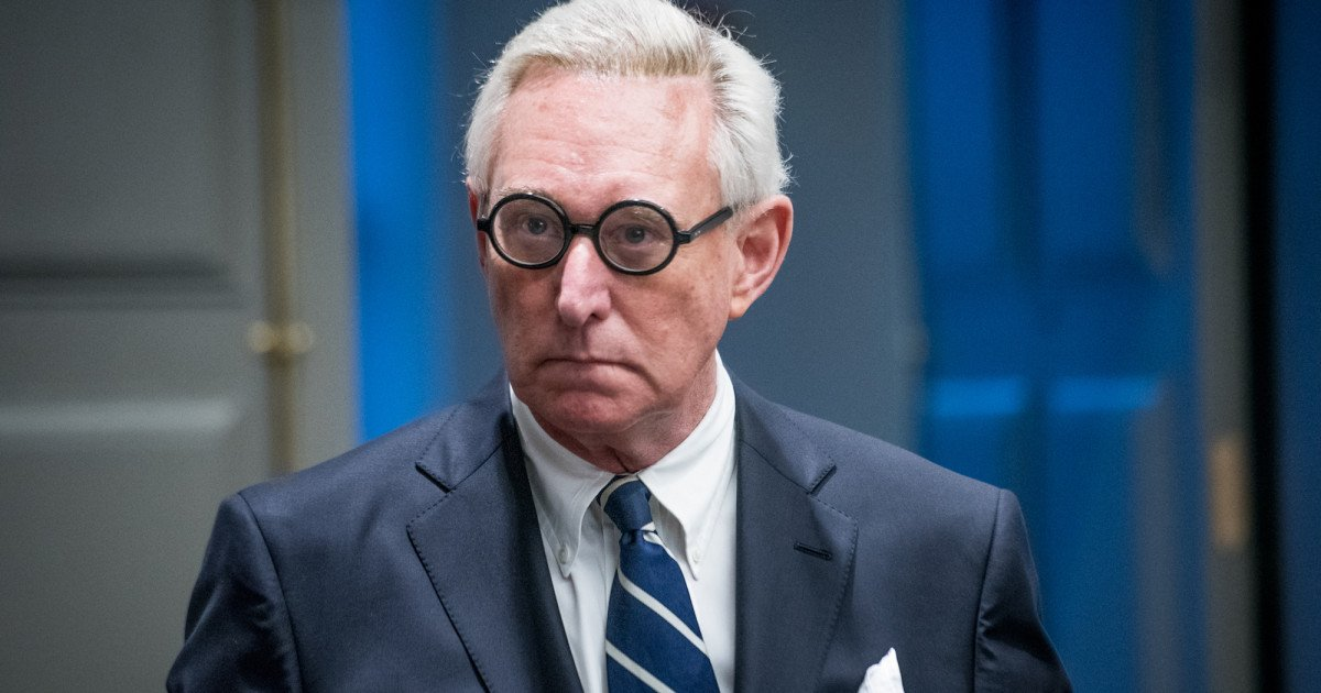 Mueller Is Examining Roger Stone's Emails https://t.co/KEJn9WmEFZ https://t.co/ZvzCAkAQVA